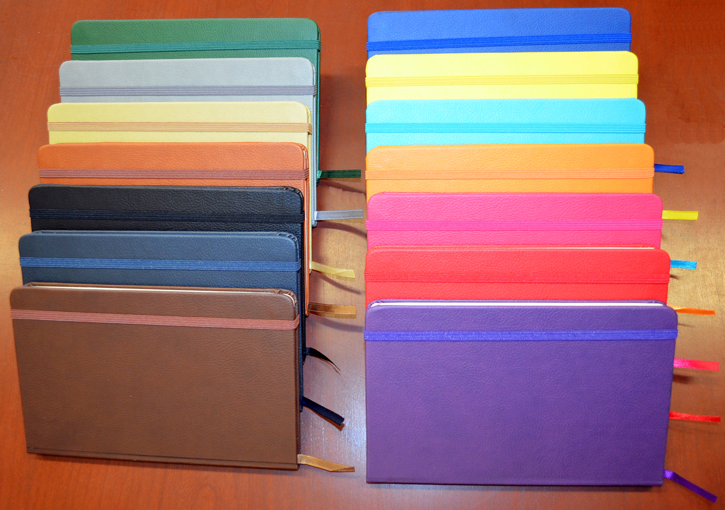 wholesale faux leather journals